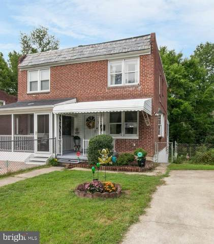 5638 Pioneer Drive, BALTIMORE, MD 21214 (#MDBA523978) :: The Riffle Group of Keller Williams Select Realtors