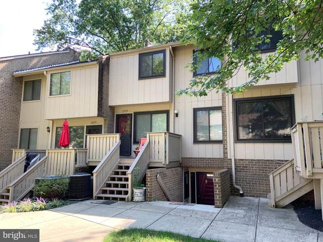2592 Glengyle Drive #116, VIENNA, VA 22181 (#VAFX1154610) :: Debbie Dogrul Associates - Long and Foster Real Estate