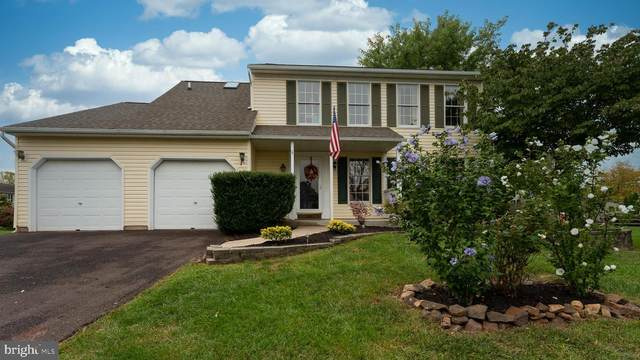 338 Patrick Way, ROYERSFORD, PA 19468 (#PAMC663538) :: The Team Sordelet Realty Group
