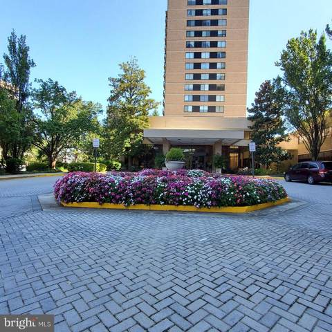 3709 S George Mason Drive 313-E, FALLS CHURCH, VA 22041 (#VAFX1154796) :: Crossman & Co. Real Estate