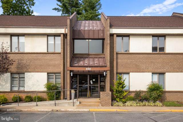 8302-A Old Courthouse Road #17, VIENNA, VA 22182 (#VAFX1154856) :: RE/MAX Cornerstone Realty