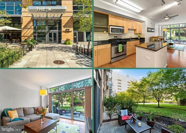 475 K Street NW #327, WASHINGTON, DC 20001 (#DCDC486758) :: The Riffle Group of Keller Williams Select Realtors