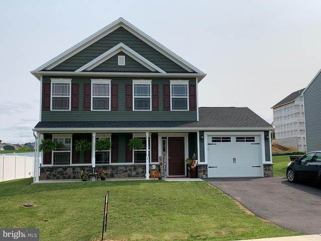 5 W Clarissa Drive, SHIPPENSBURG, PA 17257 (#PACB127840) :: TeamPete Realty Services, Inc