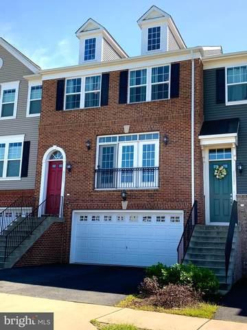 8865 Milton Mill Way, MANASSAS, VA 20112 (#VAPW504658) :: Colgan Real Estate