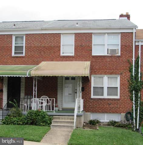 3813 Elkader Road, BALTIMORE, MD 21218 (#MDBA524132) :: The MD Home Team