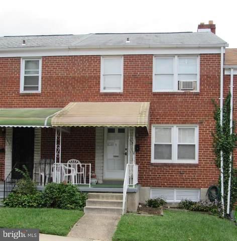3813 Elkader Road, BALTIMORE, MD 21218 (#MDBA524132) :: Jennifer Mack Properties