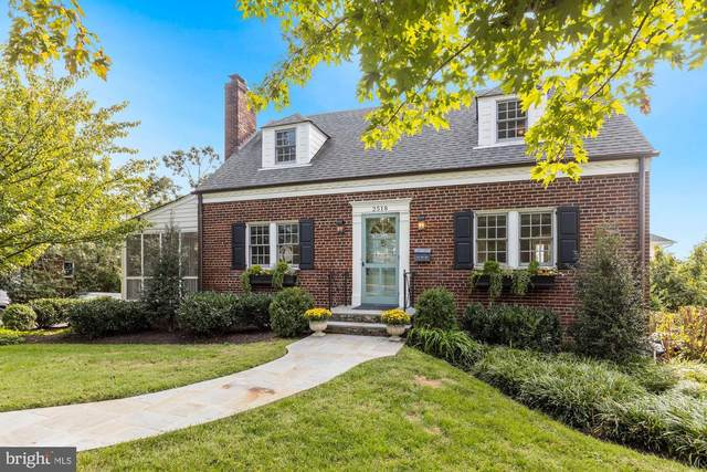 2518 N Columbus Street, ARLINGTON, VA 22207 (#VAAR169600) :: Tom & Cindy and Associates