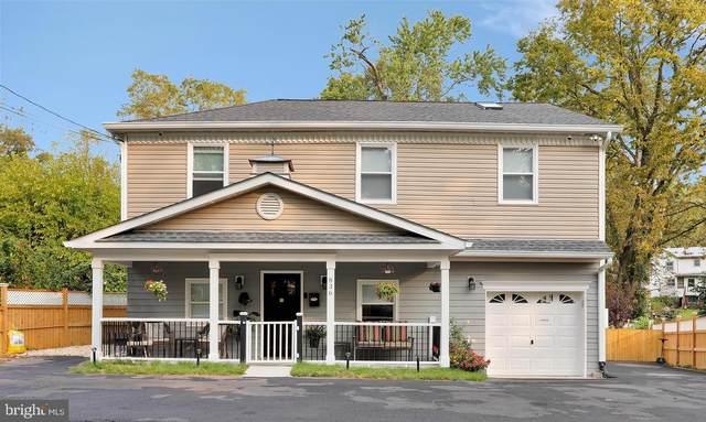 836 W Washington Street, CHARLES TOWN, WV 25414 (#WVJF140158) :: The Riffle Group of Keller Williams Select Realtors