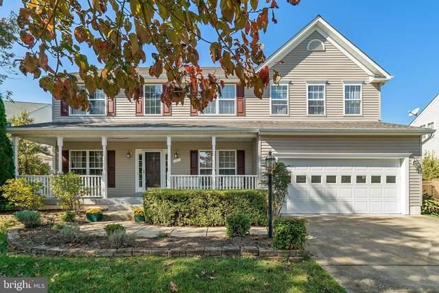 154 Secretariat Court, WARRENTON, VA 20186 (#VAFQ167276) :: Jacobs & Co. Real Estate