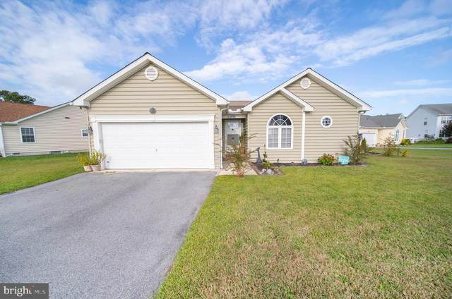 30921 Clubhouse Circle, LEWES, DE 19958 (#DESU169190) :: RE/MAX Coast and Country