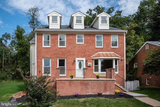 5600 Hawthorne Street, CHEVERLY, MD 20785 (#MDPG581364) :: Blackwell Real Estate