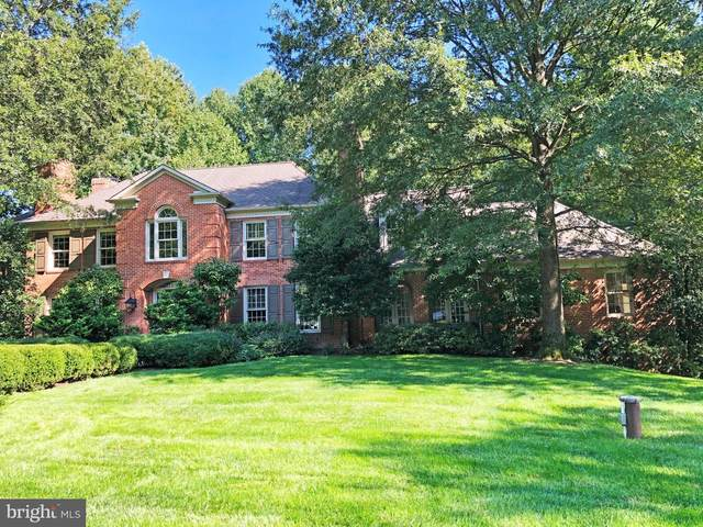 2403 Chris Wood Court, OAKTON, VA 22124 (#VAFX1155518) :: The Miller Team