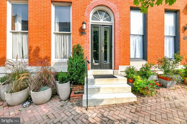 224 Warren Avenue, BALTIMORE, MD 21230 (#MDBA524522) :: Advon Group