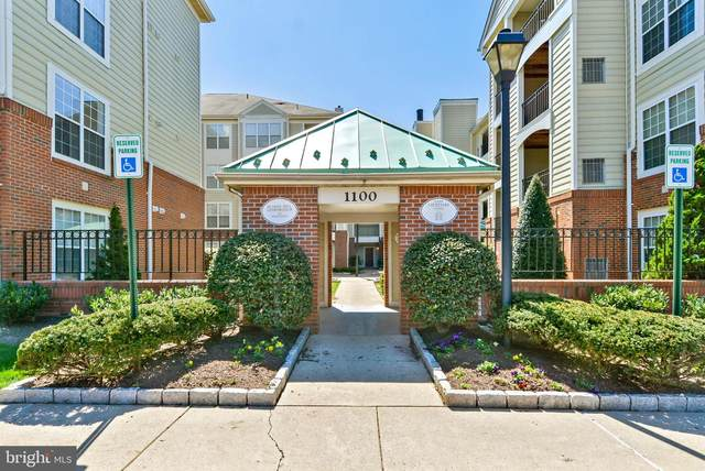 1100 Quaker Hill Drive #214, ALEXANDRIA, VA 22314 (#VAAX251070) :: Debbie Dogrul Associates - Long and Foster Real Estate