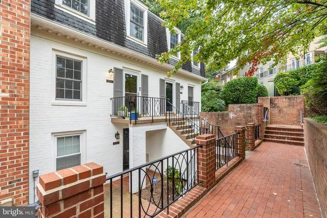 3229 Sutton Place NW A, WASHINGTON, DC 20016 (#DCDC487326) :: AJ Team Realty