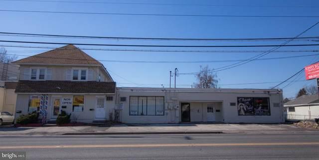 309-313 N White Horse Pike, LAUREL SPRINGS, NJ 08021 (#NJCD402822) :: LoCoMusings