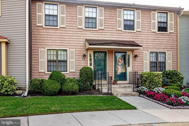 833 Kings Croft, CHERRY HILL, NJ 08034 (#NJCD402832) :: The Toll Group
