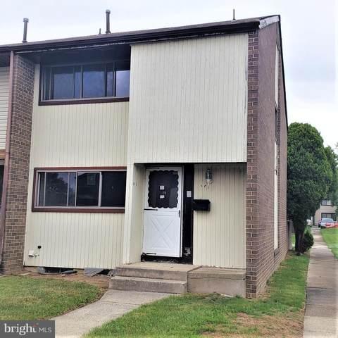 445 Kellington Drive, HIGHTSTOWN, NJ 08520 (MLS #NJME302016) :: Kiliszek Real Estate Experts