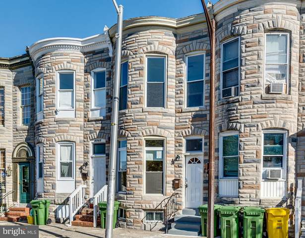 1309 James Street, BALTIMORE, MD 21223 (#MDBA524680) :: The Miller Team