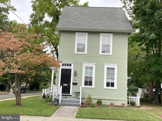 247 W 2ND Street, MOORESTOWN, NJ 08057 (#NJBL382038) :: Bob Lucido Team of Keller Williams Integrity