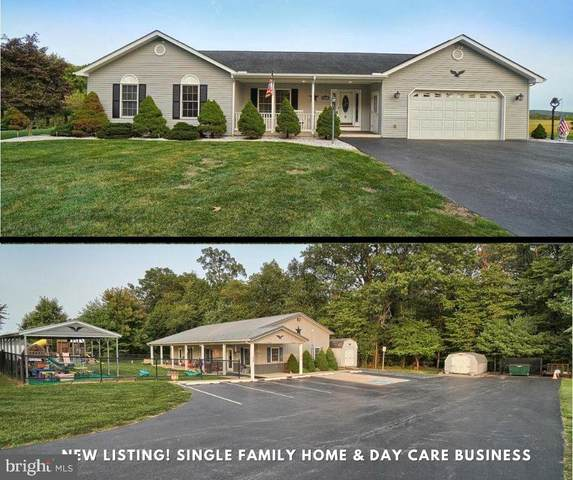 11829 Cash Smith Road, KEYMAR, MD 21757 (#MDFR270950) :: The Redux Group