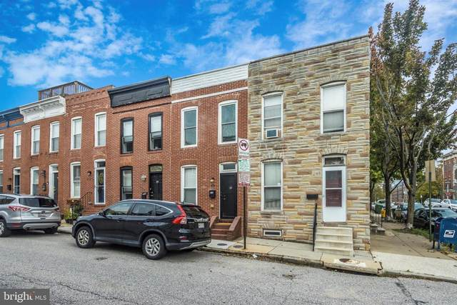444 E Clement Street, BALTIMORE, MD 21230 (#MDBA524750) :: The Riffle Group of Keller Williams Select Realtors