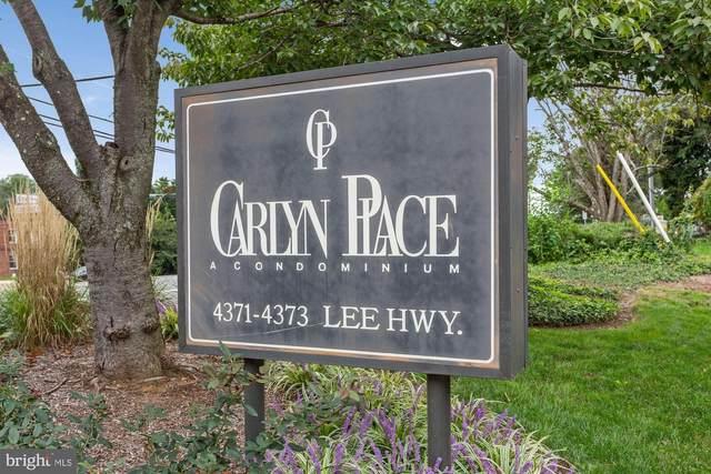 4373 Lee Highway #206, ARLINGTON, VA 22207 (#VAAR169818) :: Jennifer Mack Properties