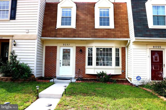 9057 Reynolds Place, MANASSAS, VA 20110 (#VAMN140480) :: SURE Sales Group
