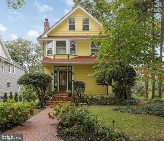 111 W Mount Vernon Avenue, HADDONFIELD, NJ 08033 (#NJCD403036) :: Nexthome Force Realty Partners