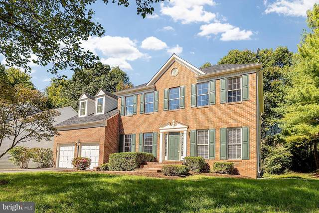 6444 La Petite Place, CENTREVILLE, VA 20121 (#VAFX1156496) :: The Miller Team