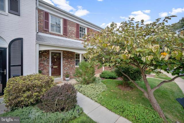 560 Azalea Drive #41, ROCKVILLE, MD 20850 (#MDMC726624) :: AJ Team Realty