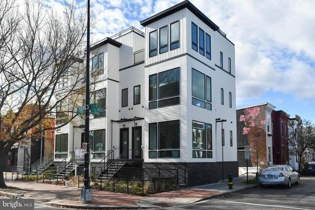 812 13TH Street NE A, WASHINGTON, DC 20002 (#DCDC488006) :: Great Falls Great Homes