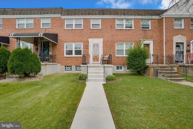 4618 Parkside Drive, BALTIMORE, MD 21206 (#MDBA525154) :: Crossman & Co. Real Estate