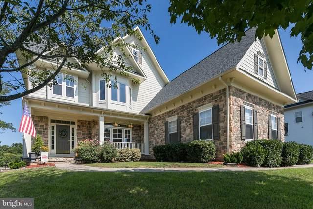 4182 Cray Drive, WARRENTON, VA 20187 (#VAFQ167370) :: Colgan Real Estate