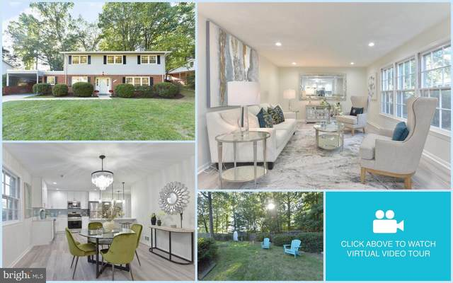 3820 Winterset Drive, ANNANDALE, VA 22003 (#VAFX1156818) :: The Redux Group