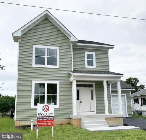 205 Patuxent Avenue, ROSEDALE, MD 21237 (#MDBC507406) :: John Lesniewski | RE/MAX United Real Estate