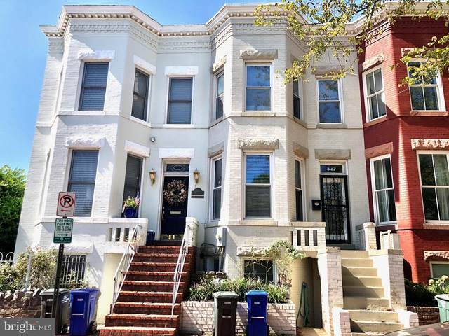 547 11TH Street SE, WASHINGTON, DC 20003 (#DCDC488308) :: Crossman & Co. Real Estate