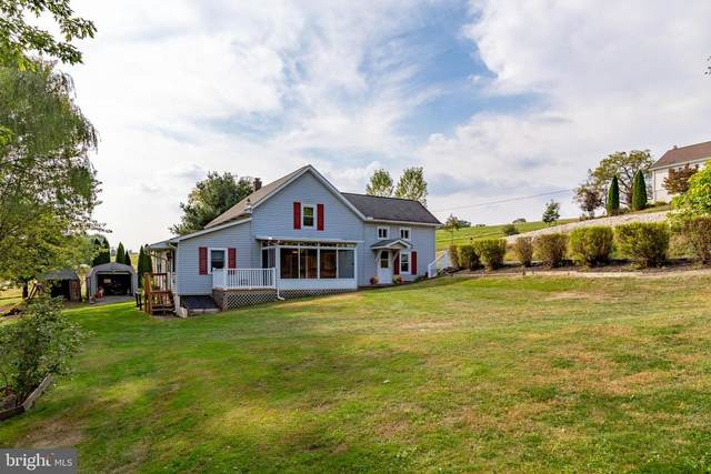 68 Parallel Road, PINE GROVE, PA 17963 (#PASK132524) :: The Craig Hartranft Team, Berkshire Hathaway Homesale Realty