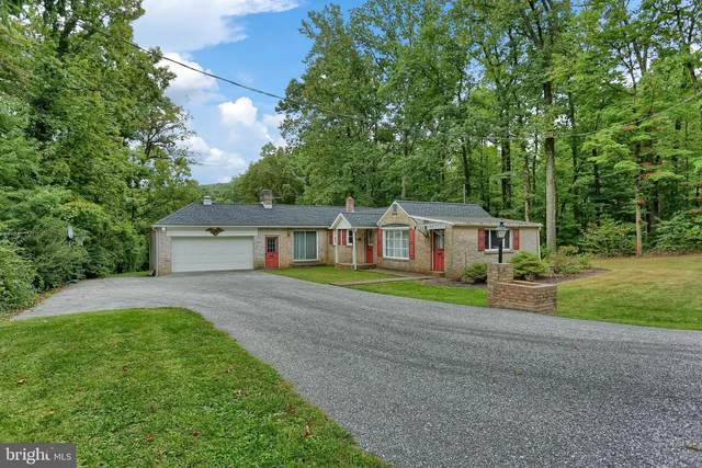 6201 Pigeon Hill Road, SPRING GROVE, PA 17362 (#PAYK145984) :: The Joy Daniels Real Estate Group