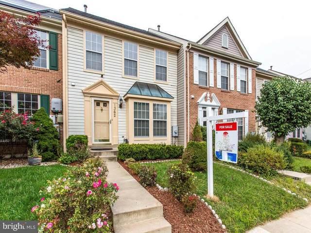 1362 Travis View Court, GAITHERSBURG, MD 20879 (#MDMC727046) :: John Lesniewski | RE/MAX United Real Estate