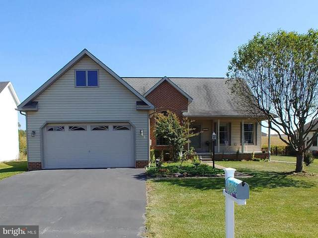 4940 Carmack Court, MERCERSBURG, PA 17236 (#PAFL175424) :: The Joy Daniels Real Estate Group