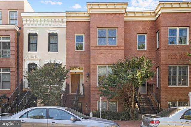 1232 4TH Street NW #2, WASHINGTON, DC 20001 (#DCDC488550) :: Advon Group