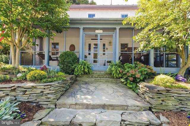 821 East Ridge Street E, HARPERS FERRY, WV 25425 (#WVJF140262) :: AJ Team Realty
