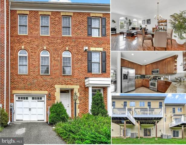 135 Hearth Court, BALTIMORE, MD 21212 (#MDBC507720) :: The Redux Group