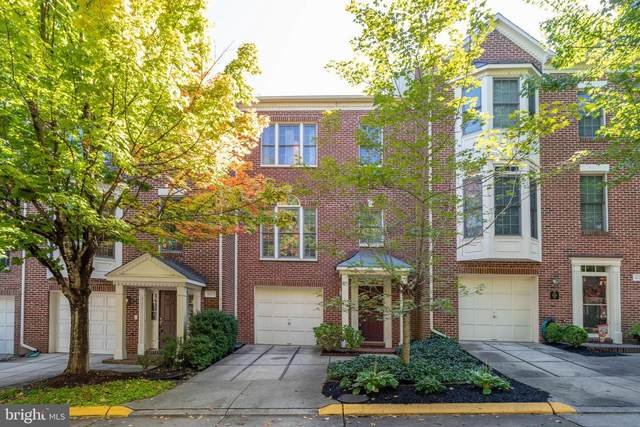 4025 Heatherstone Court, FAIRFAX, VA 22030 (#VAFX1157572) :: EXP Realty