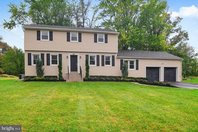 34 Woosamonsa Road, PENNINGTON, NJ 08534 (#NJME302428) :: Keller Williams Realty - Matt Fetick Team