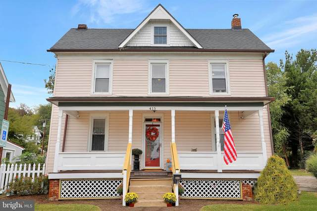 415 Brunswick Street, BRUNSWICK, MD 21716 (#MDFR271398) :: Lucido Agency of Keller Williams