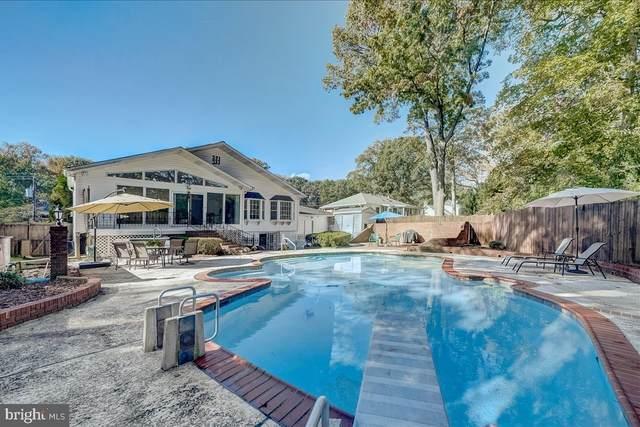 8013 Candlewood Drive, ALEXANDRIA, VA 22306 (#VAFX1157806) :: Certificate Homes