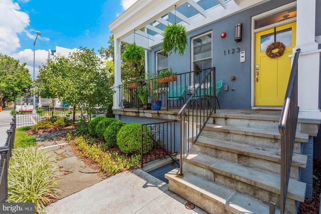 1123 Staples Street NE #2, WASHINGTON, DC 20002 (#DCDC488964) :: The MD Home Team
