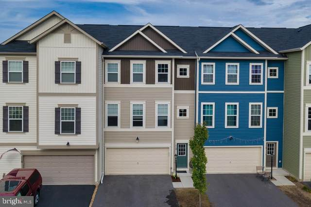 112 Splendor Garden Way, STEPHENSON, VA 22656 (#VAFV159990) :: Advon Group